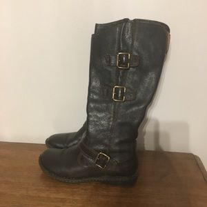 BORN BOOTS - BROWN